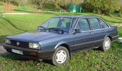 Volkswagen Santana model 1982